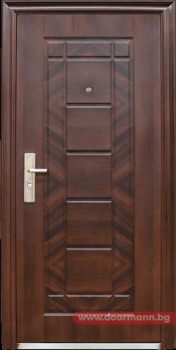 Блиндирана входна врата 018 7