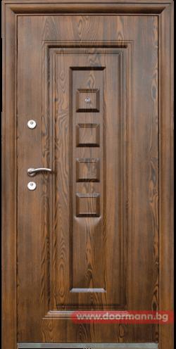 Блиндирана входна врата 802 7