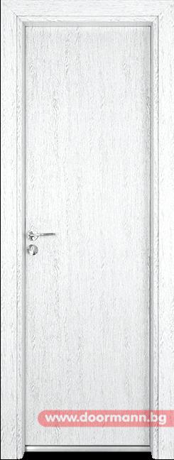 Алуминиева врата за баня - Gama, цвят Бреза